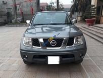 Bán Nissan Navara năm sản xuất 2012, màu bạc, xe nhập
