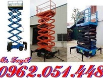 Thang nâng người nhập khẩu 300kg, 500kg, 1000kg nâng cao 6m 8m 9m 10m 12m 14m giá rẻ nhất