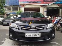 Cần bán Toyota Corolla altis 1.8AT đời 2013, màu đen, 688 triệu