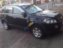 Bán Chevrolet Captiva đời 2008, màu đen số sàn