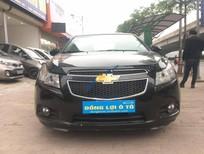 Bán Chevrolet Cruze LS năm sản xuất 2011, màu đen số sàn, 375tr