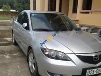 Bán ô tô Mazda 3 năm sản xuất 2005, màu bạc, nhập khẩu, 355tr