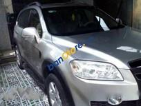 Cần bán xe Chevrolet Captiva MT đời 2008, màu bạc số sàn, giá chỉ 355 triệu