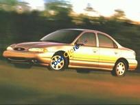 Bán ô tô Ford Contour 1996, màu vàng như mới