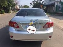 Cần bán xe Toyota Corolla altis 1.8MT 2009, màu bạc xe gia đình, 515tr