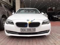 Bán xe BMW 5 Series 520i sản xuất năm 2012, màu trắng, nhập khẩu
