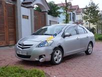 Cần bán gấp Toyota Vios E 2008, màu bạc chính chủ