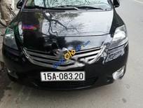 Bán Toyota Vios E 2013, màu đen chính chủ, 470tr