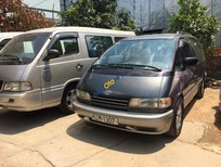 Cần bán Toyota Previa G đời 1992, màu xám, xe nhập khẩu