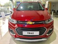 Cần bán xe Chevrolet Trax LTZ năm sản xuất 2017, màu đỏ, nhập khẩu