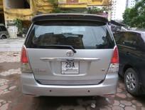 Cần bán Toyota Innova V đời 2010, màu bạc