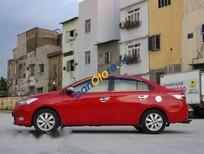 Chính chủ bán Toyota Vios G 1.5AT đời 2014, màu đỏ