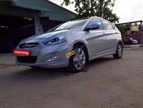 Bán ô tô Hyundai Accent 1.4AT đời 2014, màu bạc, nhập khẩu nguyên chiếc số tự động