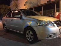 Xe Daewoo Gentra SX đời 2008, màu bạc xe gia đình