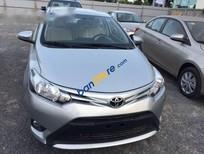 Bán Toyota Vios 1.5E đời 2017, màu bạc, 564tr