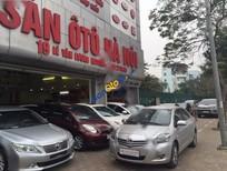 Cần bán xe Toyota Vios G 1.5AT đời 2013, màu bạc chính chủ, 510 triệu