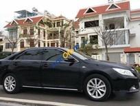 Cần bán lại xe Toyota Camry 2.5G đời 2013, màu đen còn mới