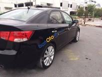 Bán Kia Cerato MT sản xuất 2010, màu đen, nhập khẩu nguyên chiếc như mới