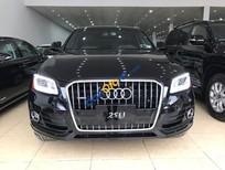 Bán Audi Q5 Premium Plus sản xuất 2016, màu đen, xe nhập