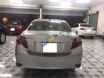 Cần bán lại xe Toyota Vios 1.5E 2015, màu bạc chính chủ, giá chỉ 525 triệu