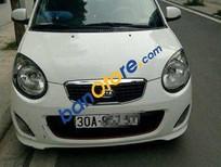 Bán xe Kia Morning MT đời 2011, màu trắng số sàn, giá chỉ 235 triệu