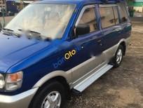Cần bán xe Mitsubishi Jolie đời 2001, màu xanh lam chính chủ