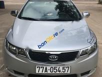 Bán Kia Forte MT đời 2011, màu bạc chính chủ, 385 triệu