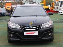 Cần bán lại xe Hyundai Avante 1.6MT năm sản xuất 2012, màu đen số sàn, giá 434tr