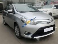 Xe Toyota Vios E sản xuất 2015, màu bạc như mới, 548 triệu