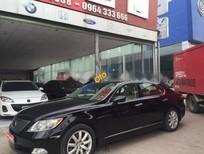 Cần bán gấp Lexus LS 460L đời 2006, màu đen, nhập khẩu chính hãng chính chủ