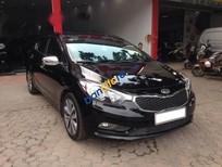 Cần bán xe Kia K3 đời 2015, màu đen, 675tr
