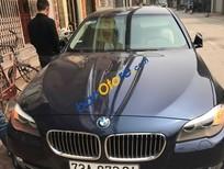 Bán BMW 520i năm 2013, nhập khẩu, xe cũ