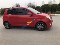 Bán xe cũ Kia Morning MT đời 2011, màu đỏ, giá bán 246tr