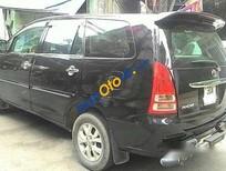 Cần bán Toyota Innova MT 2006, màu đen, giá 375tr