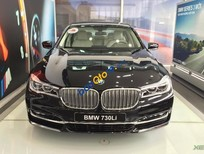 Bán BMW 730Li 2017, màu đen, nhập khẩu