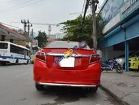 Cần bán Toyota Vios G 1.5AT năm 2014, màu đỏ số tự động