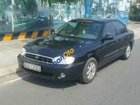 Cần bán lại xe Kia Spectra sản xuất 2007, màu đen