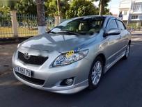 Cần bán Toyota Corolla altis 2.0AT đời 2010, màu bạc giá cạnh tranh