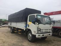 Bán xe tải Isuzu 8 tấn/ 8.5 tấn / 8t5 đời mới nhất màu trắng