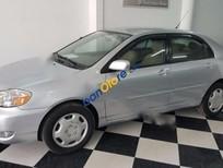 Bán Toyota Corolla LE 1.8AT đời 2008, màu bạc, nhập khẩu chính hãng số tự động