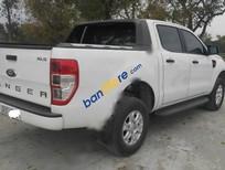 Bán Ford Ranger XLS 4x2MT đời 2016, màu trắng, nhập khẩu Thái số sàn