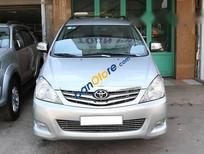 Bán xe Toyota Innova 2.0V sản xuất 2008, màu bạc