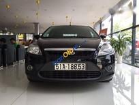 Bán Ford Focus đời 2011, màu đen, xe cũ