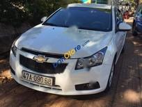 Cần bán Chevrolet Cruze LS năm 2014, màu trắng xe gia đình