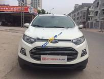 Bán Ford EcoSport 1.5AT Titanium đời 2016, màu trắng
