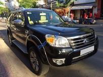 Bán xe cũ Ford Everest Limitted sản xuất 2009, màu đen