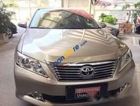 Cần bán gấp Toyota Camry 2.5G đời 2013, màu vàng cát