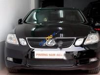 Phương Nam Auto cần bán lại xe Lexus GS350 đời 2008, màu đen, nhập khẩu chính hãng chính chủ