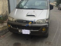 Cần bán xe Hyundai Starex sản xuất 2003, màu xám, xe nhập