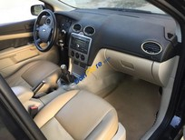 Bán xe Ford Focus 1.8 đời 2008, màu đen, giá tốt